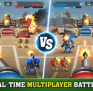 Mighty Battles Ekran Görüntüleri - 1
