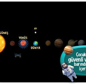 TRT Hayri Uzayda Ekran Görüntüleri - 1