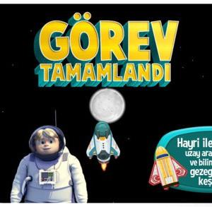 TRT Hayri Uzayda Ekran Görüntüleri - 2