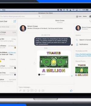 Facebook Workplace Ekran Görüntüleri - 3