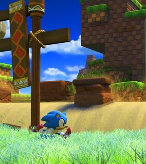 Sonic Forces 1 - 1