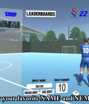 Soccer Simulation Ekran Görüntüleri - 1