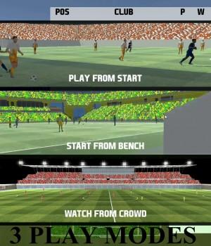 Soccer Simulation Ekran Görüntüleri - 7