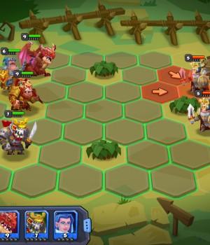 Tactical Monsters Rumble Arena Ekran Görüntüleri - 1