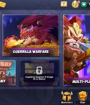 Tactical Monsters Rumble Arena Ekran Görüntüleri - 11