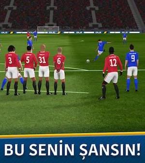 Dream League Soccer 2018 Ekran Görüntüleri - 5