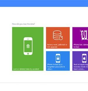 iMyFone D-Back iPhone Data Recovery Ekran Görüntüleri - 4