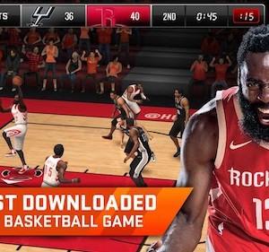 NBA LIVE Mobile Basketball Ekran Görüntüleri - 7