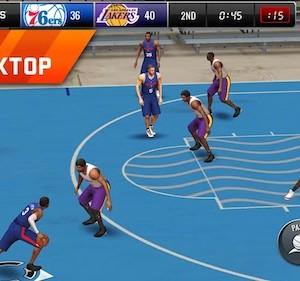 NBA LIVE Mobile Basketball Ekran Görüntüleri - 6