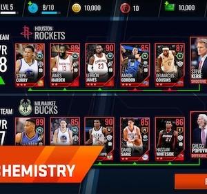 NBA LIVE Mobile Basketball Ekran Görüntüleri - 4