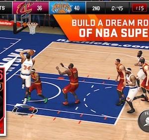 NBA LIVE Mobile Basketball Ekran Görüntüleri - 3