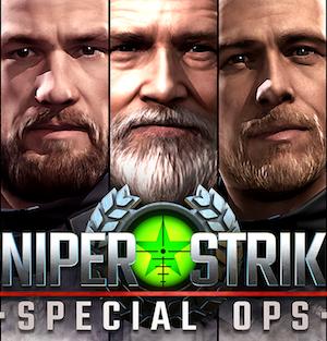 Sniper Strike: Special Ops Ekran Görüntüleri - 6