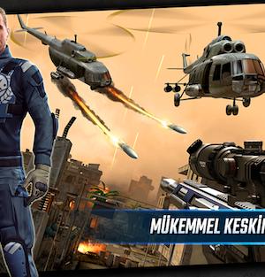 Sniper Strike: Special Ops Ekran Görüntüleri - 4