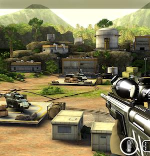 Sniper Strike: Special Ops Ekran Görüntüleri - 1