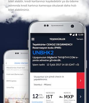 Turkish Airlines Ekran Görüntüleri - 3