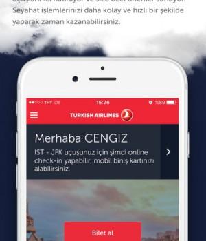 Turkish Airlines Ekran Görüntüleri - 5