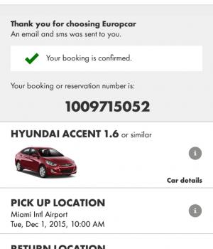 Europcar Ekran Görüntüleri - 1
