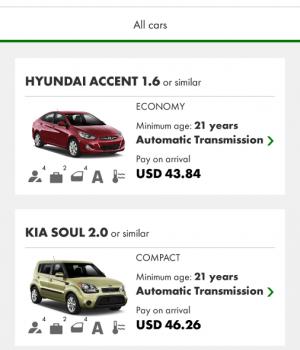 Europcar Ekran Görüntüleri - 3