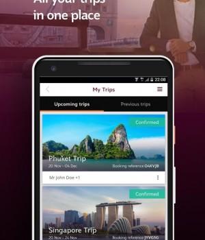 Qatar Airways Ekran Görüntüleri - 1