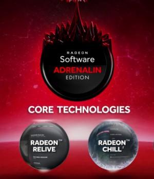 AMD Radeon Software Adrenalin Edition Ekran Görüntüleri - 1