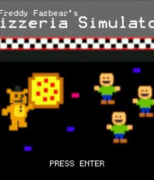 Freddy Fazbear's Pizzeria Simulator Ekran Görüntüleri - 4