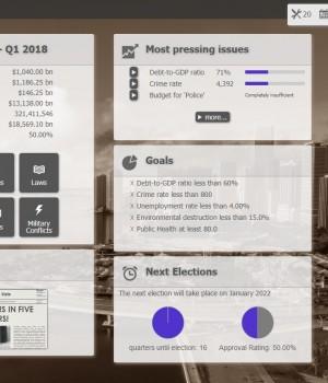 Government Simulator Ekran Görüntüleri - 2