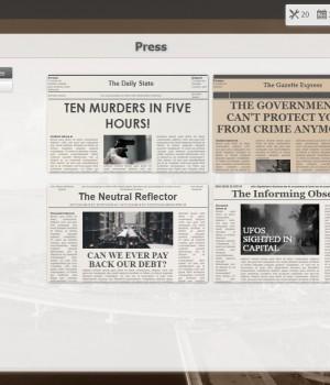 Government Simulator Ekran Görüntüleri - 3