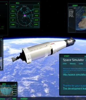 Space Simulator Ekran Görüntüleri - 2