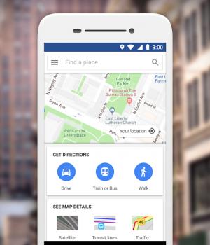 Google Maps Go Ekran Görüntüleri - 7