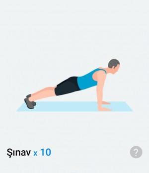 Ev Egzersizleri Ekran Görüntüleri - 3