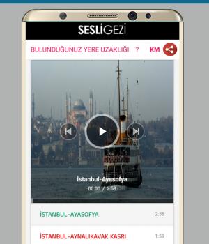 Sesli Gezi Rehberi Ekran Görüntüleri - 3