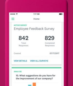 SurveyMonkey Ekran Görüntüleri - 5