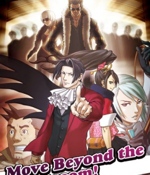 Ace Attorney Investigations 1 - 1