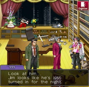 Ace Attorney Investigations 5 - 5