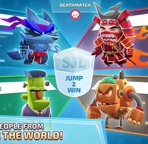Super Jump League 2 - 2