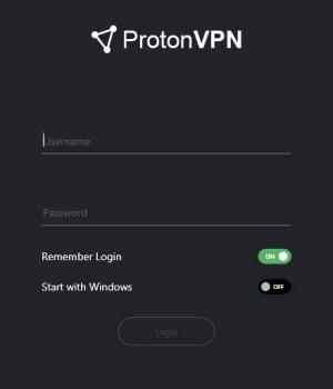 ProtonVPN Ekran Görüntüleri - 1
