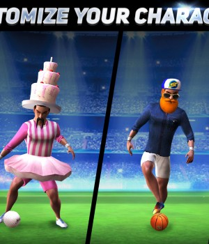 SkillTwins Football Game 2 Ekran Görüntüleri - 5