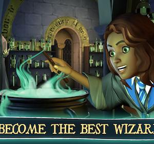 Harry Potter: Hogwarts Mystery Ekran Görüntüleri - 4