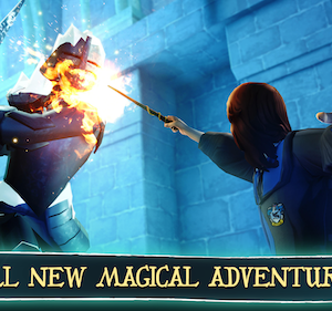 Harry Potter: Hogwarts Mystery Ekran Görüntüleri - 1
