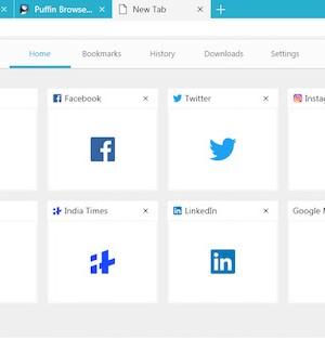 Puffin Web Browser Ekran Görüntüleri - 2