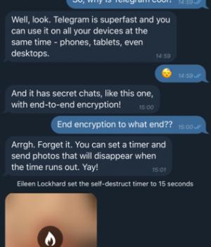 Telegram X Ekran Görüntüleri - 2