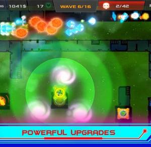 Galaxy Glow Defense 2 - 2