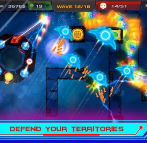 Galaxy Glow Defense 3 - 3