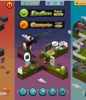 Cow Pig Run Ekran Görüntüleri - 2