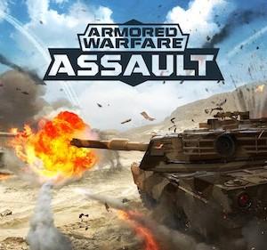 Armored Warfare Ekran Görüntüleri - 1