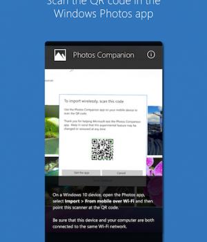 Microsoft Photos Companion Ekran Görüntüleri - 1
