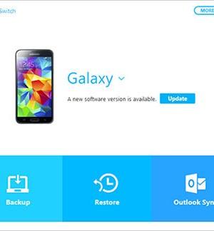 Samsung Smart Switch Mobile Ekran Görüntüleri - 1