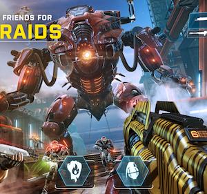 Shadowgun Legends Ekran Görüntüleri - 5