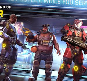 Shadowgun Legends Ekran Görüntüleri - 2