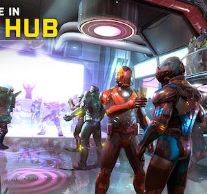 Shadowgun Legends Ekran Görüntüleri - 3